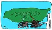 以前到現在的漫畫:吸乾水資源的國光石化1.jpg