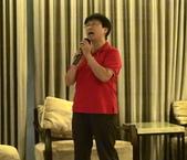 文心里周年慶活動:班長唱到站起來了.jpg