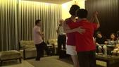 文心里周年慶活動:班長和老師跳舞了.jpg