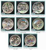 彩繪瓷盤:Sue Scullard Villages系列彩繪瓷盤.jpg