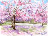 手繪創作:02-20150203-日本秩父羊山公園-s.jpg