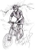 手繪創作:Bicycle-1_s