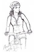 手繪創作:Bicycle-2_s