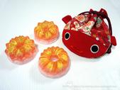 2011/11/19花婚集錦:祝福卡獎品-甜甜圈造型手工果凍精油皂_s