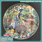 彩繪瓷盤:00-Tiger Cats (1).jpg