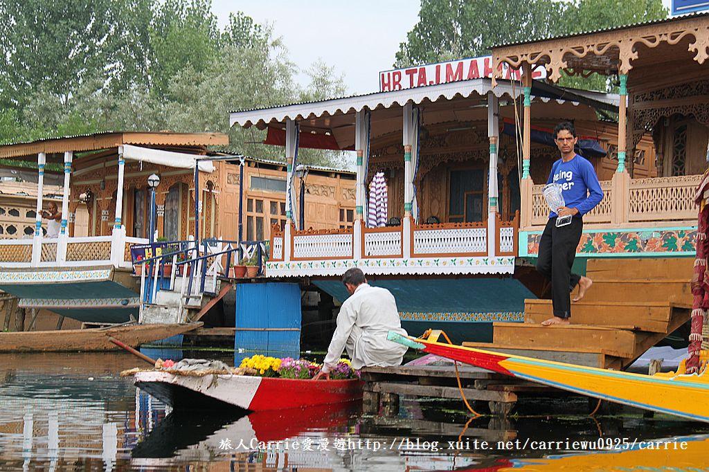【喀什米爾Kashmir】印度India‧斯里那加Srinagar‧達爾湖Dal Lake~水上市場:IMG_0489.jpg