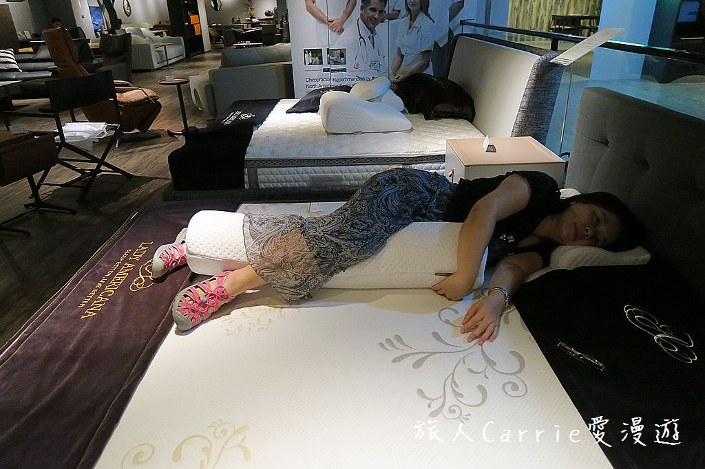 【寢具】美國萊儷絲名床LADY AMERICANA~如何挑枕頭、睡好床?多款系列符合個人需求:IMG_4297.jpg
