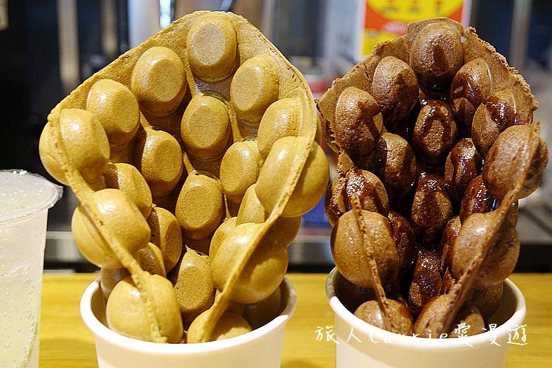 港式雞蛋仔【台北萬華美食】~在西門町也能品嘗香港必吃街頭小吃雞蛋仔‧捷運西門站美食: