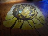 【展覽】老夫子50時空叮叮車~到台北松山文創園區搭乘叮叮車穿越時光隧道進入漫畫場景:37P1350561.jpg