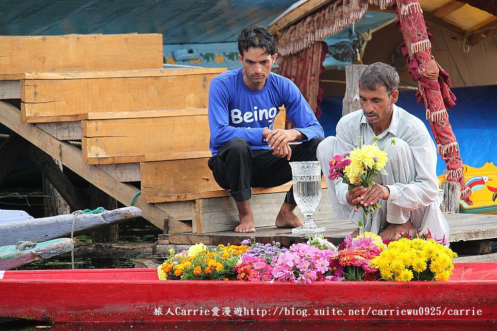 【喀什米爾Kashmir】印度India‧斯里那加Srinagar‧達爾湖Dal Lake~水上市場:IMG_0502.jpg