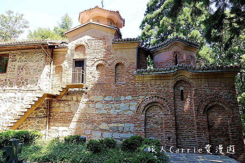【保加利亞旅遊】博雅納教堂(Boyana Church)~世界遺產UNESCO,1979‧索菲亞王冠: