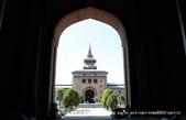【喀什米爾Kashmir】斯里那加Srinagar‧Jamia Masjid清真寺~舊城區印度哥德風:14IMG_8321.jpg