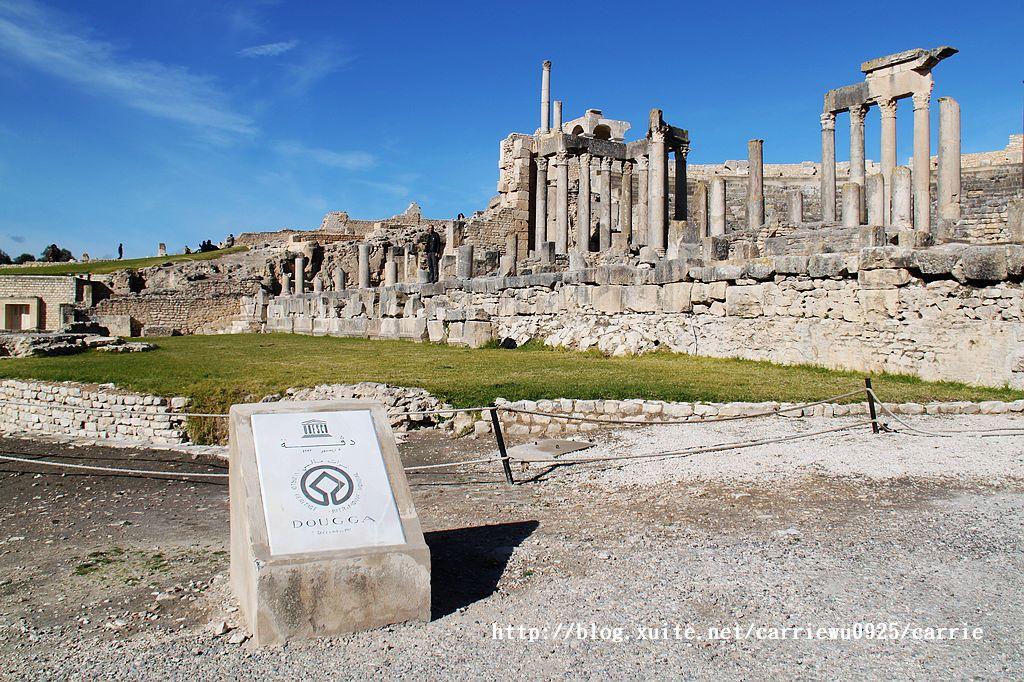 【突尼西亞Tunisia】高崗上的羅馬遺跡~杜加城DOUGGA:01IMG_0746.jpg