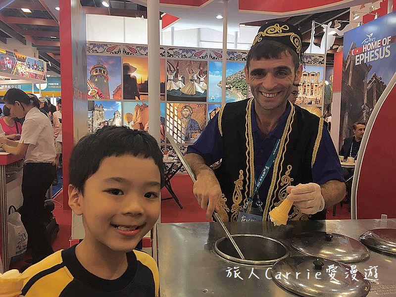 【2016 ITF台北國際旅展】11/4~11/7台北世貿中心‧牽手去旅行‧台灣區/美洲區/歐洲區花: