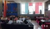 水舞饌崇德店【台中北屯美食】~充滿佛教禪意健康取向的茶餐廳‧炭火煲仔飯鍋巴脆口‧熊貓流沙包超Q爆漿: