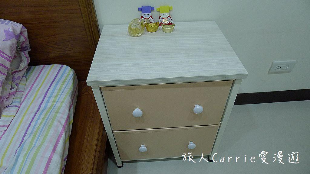 波利二層抽屜收納櫃 粉色 一款實用指數高又大方順眼的抽屜收納櫃:P1620282.jpg
