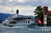 施皮茨(Spiez)搭乘「懷舊輪槳蒸氣船」暢遊圖恩湖(Thunersee)‧奧伯霍芬城堡(Oberh:DSC09836.jpg