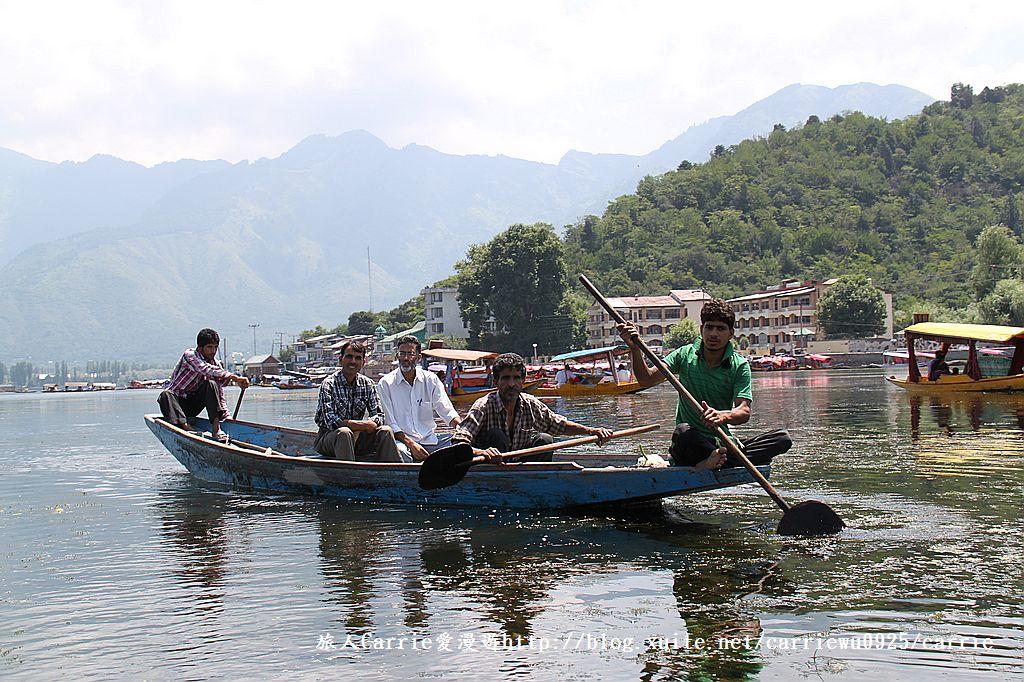 【喀什米爾Kashmir】印度India‧斯里那加Srinagar‧達爾湖Dal Lake~船屋歲月:IMG_8106.jpg