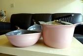 【廚具】CUOCO人魚公主夢幻翻炒鍋組(3鍋1蓋4件組-粉紅系列) ~人體工學輕巧耐高熱‧做菜時也能: