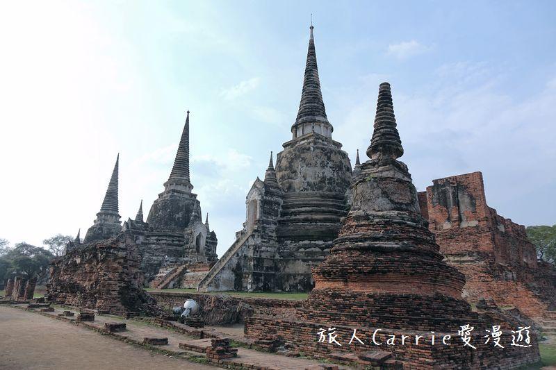 大城府Ayutthaya阿瑜陀耶遺址與日落遊船:DSC07117.jpg