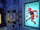 【展覽】老夫子50時空叮叮車~到台北松山文創園區搭乘叮叮車穿越時光隧道進入漫畫場景:43P1350575.jpg