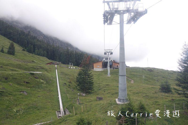 瑞士厄希嫩湖/ 歐能辛湖(Oeschinensee)~在世界自然遺產搭纜車玩滑梯健行趣【瑞士旅遊】:DSC07872.jpg