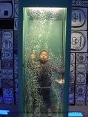 【展覽】老夫子50時空叮叮車~到台北松山文創園區搭乘叮叮車穿越時光隧道進入漫畫場景:44P1350585.jpg