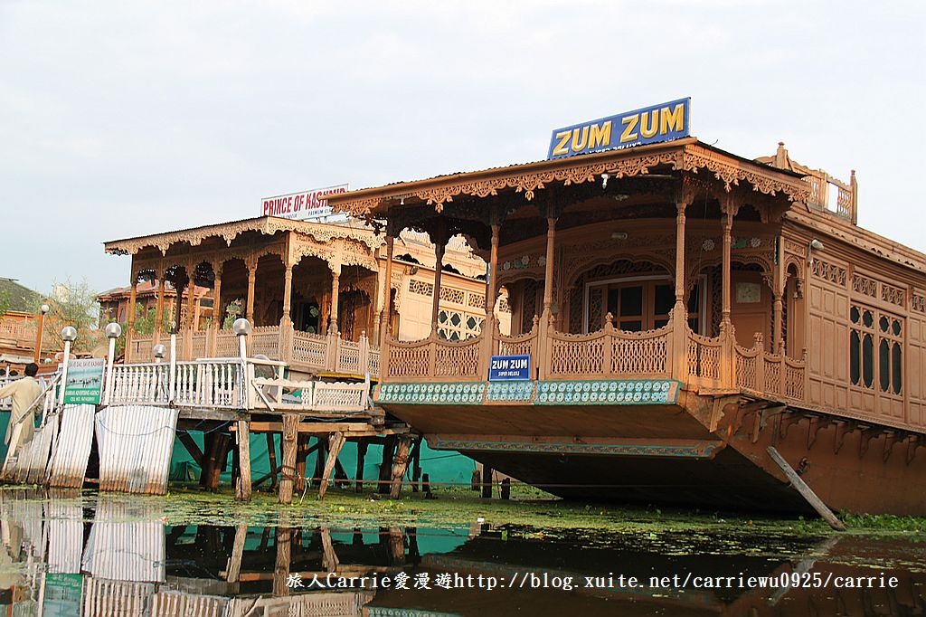 【喀什米爾Kashmir】印度India‧斯里那加Srinagar‧達爾湖Dal Lake~水上市場:IMG_0531.jpg