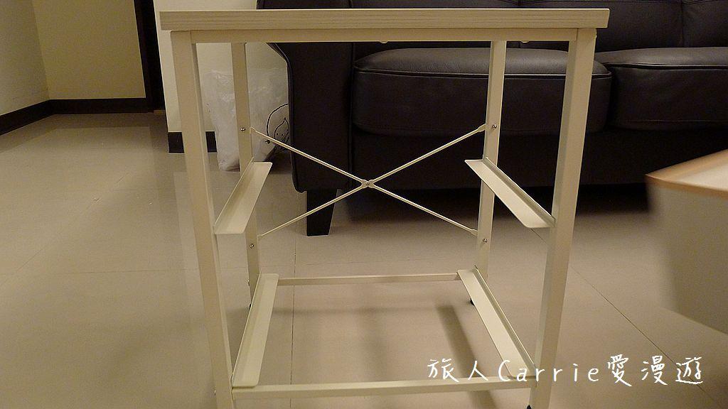 波利二層抽屜收納櫃 粉色 一款實用指數高又大方順眼的抽屜收納櫃:P1620247.jpg