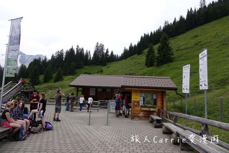 瑞士厄希嫩湖/ 歐能辛湖(Oeschinensee)~在世界自然遺產搭纜車玩滑梯健行趣【瑞士旅遊】:DSC07976.jpg