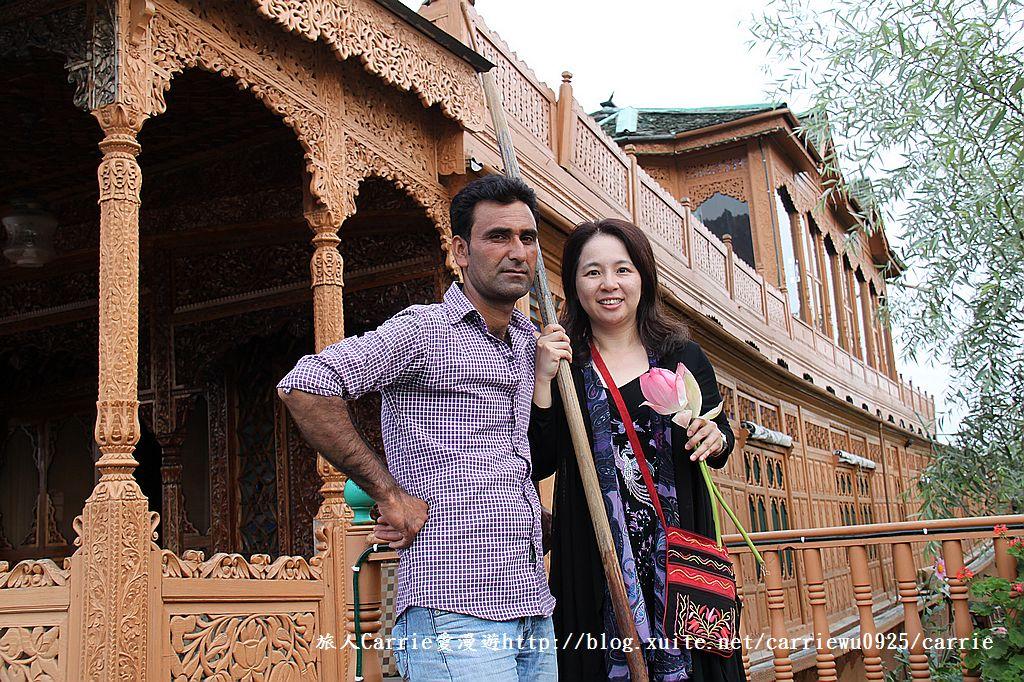 【喀什米爾Kashmir】印度India‧斯里那加Srinagar‧達爾湖Dal Lake~水上市場:IMG_0544.jpg