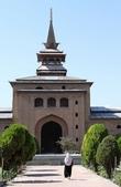 【喀什米爾Kashmir】斯里那加Srinagar‧Jamia Masjid清真寺~舊城區印度哥德風:IMG_8326.jpg