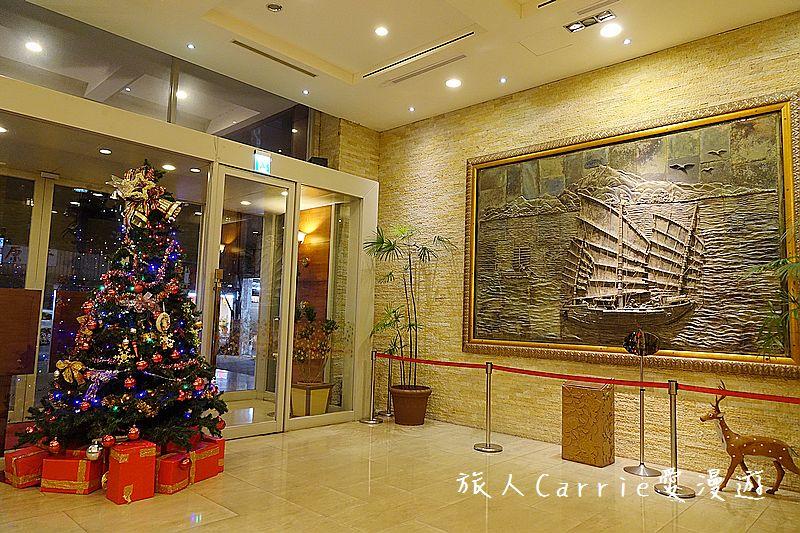 福格大飯店 RegaLees Hotel【淡水住宿】~淡水捷運站8分鐘可達‧家庭套房露臺賞淡水夕照 :