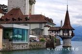 施皮茨(Spiez)搭乘「懷舊輪槳蒸氣船」暢遊圖恩湖(Thunersee)‧奧伯霍芬城堡(Oberh:DSC09846.jpg