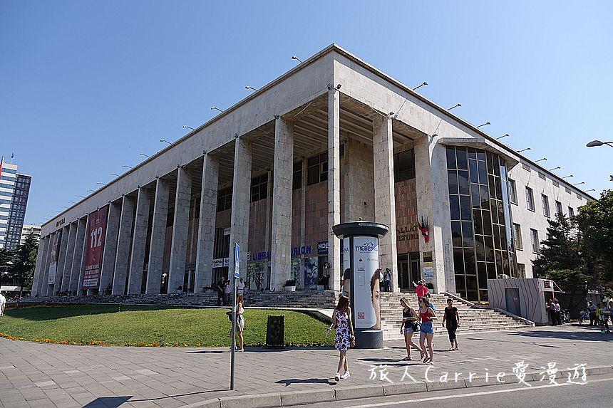 【阿爾巴尼亞旅遊】阿爾巴尼亞(Albania)首都地拉那(Tirana)~山鷹之國‧歐洲最貧窮也是唯: