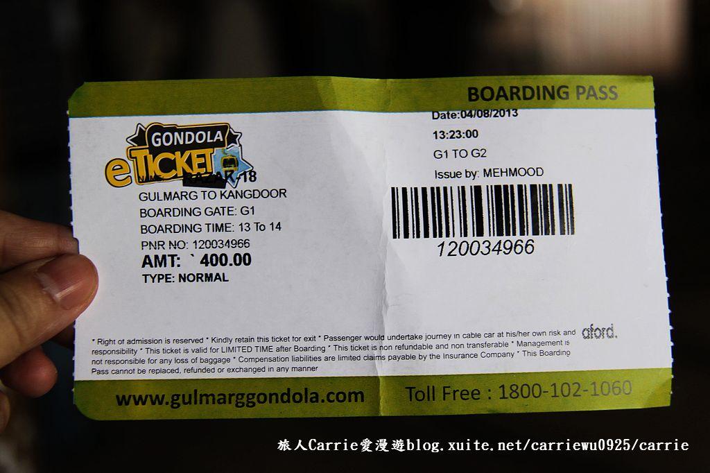 【喀什米爾Kashmir】貢馬Gulmarg‧喜馬拉雅Himalaya~世界第一的高山纜車:12IMG_7474.jpg