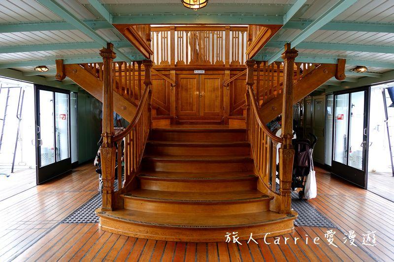 施皮茨(Spiez)搭乘「懷舊輪槳蒸氣船」暢遊圖恩湖(Thunersee)‧奧伯霍芬城堡(Oberh:DSC09756.jpg