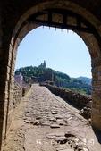 【保加利亞旅遊】大特爾諾沃(Veliko Tarnovo)‧查雷威茲城堡(Tsarevets Cas: