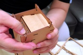 【Stereo Puzzle 立體拼圖音響】復活節島摩艾像造型的酷炫音響‧音響DIY好玩有成就感音質: