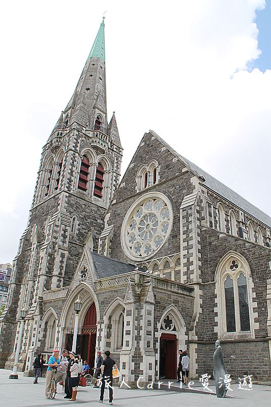 紐西蘭南島New Zealand【紐西蘭旅遊】~基督城‧庫克山‧冰河‧魯冰花‧米佛峽灣‧皇后鎮‧高空: