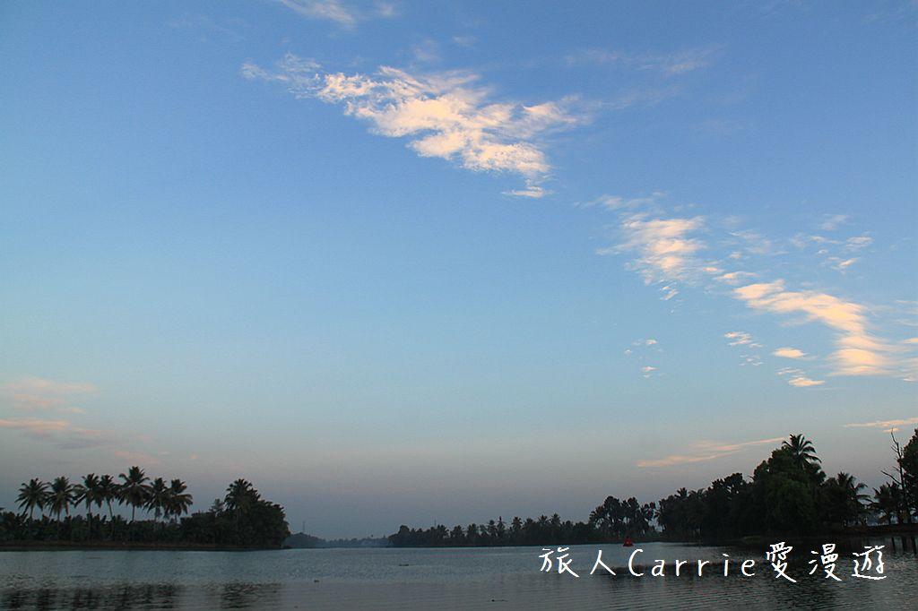 【南印喀拉拉】阿勒皮Alleppey~迴水區Backwater清晨盪小舟送明月迎朝陽:IMG_9173.jpg