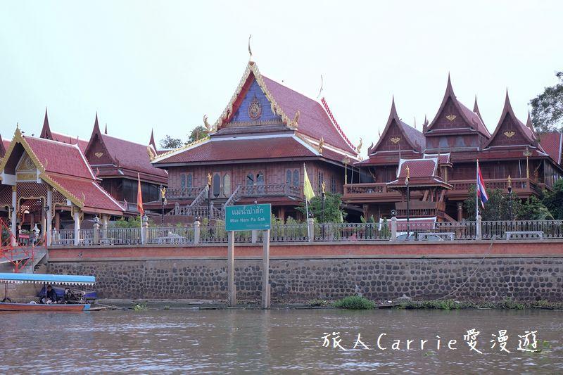 大城府Ayutthaya阿瑜陀耶遺址與日落遊船:DSC07270.jpg
