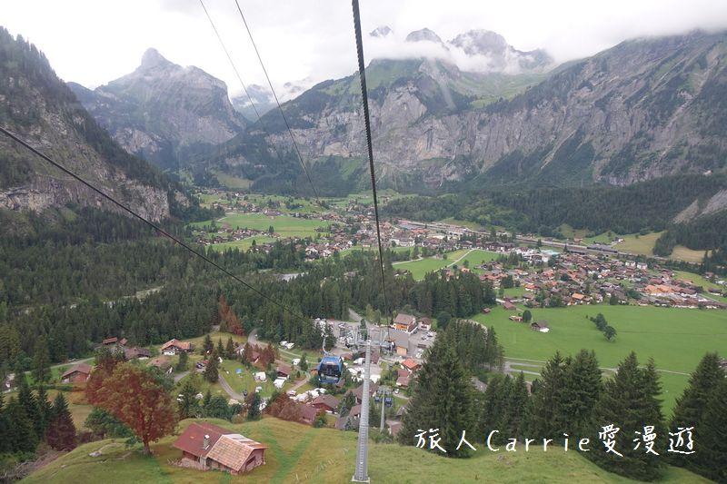 瑞士厄希嫩湖/ 歐能辛湖(Oeschinensee)~在世界自然遺產搭纜車玩滑梯健行趣【瑞士旅遊】:DSC07857.jpg