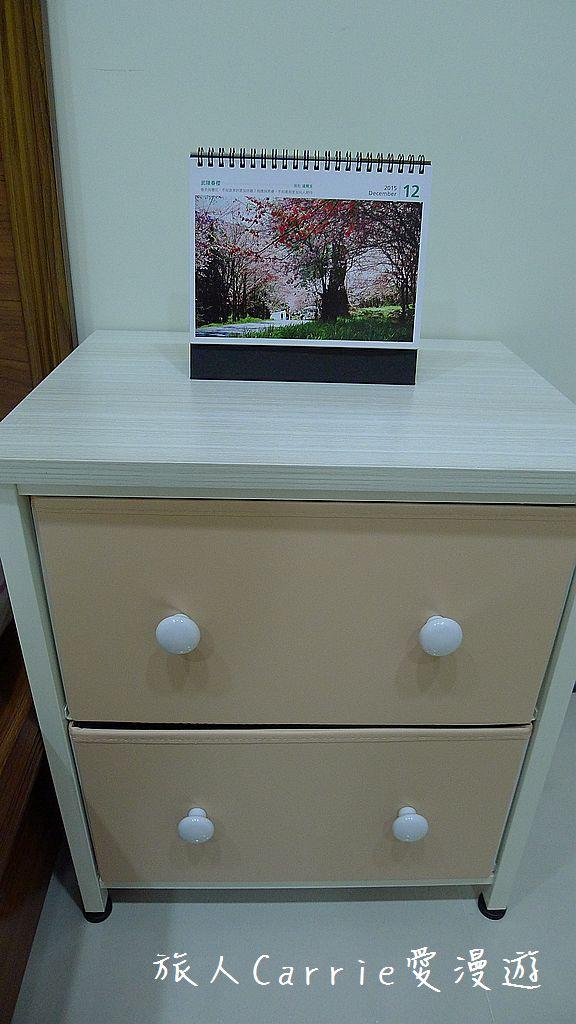 波利二層抽屜收納櫃 粉色 一款實用指數高又大方順眼的抽屜收納櫃:P1620286.jpg