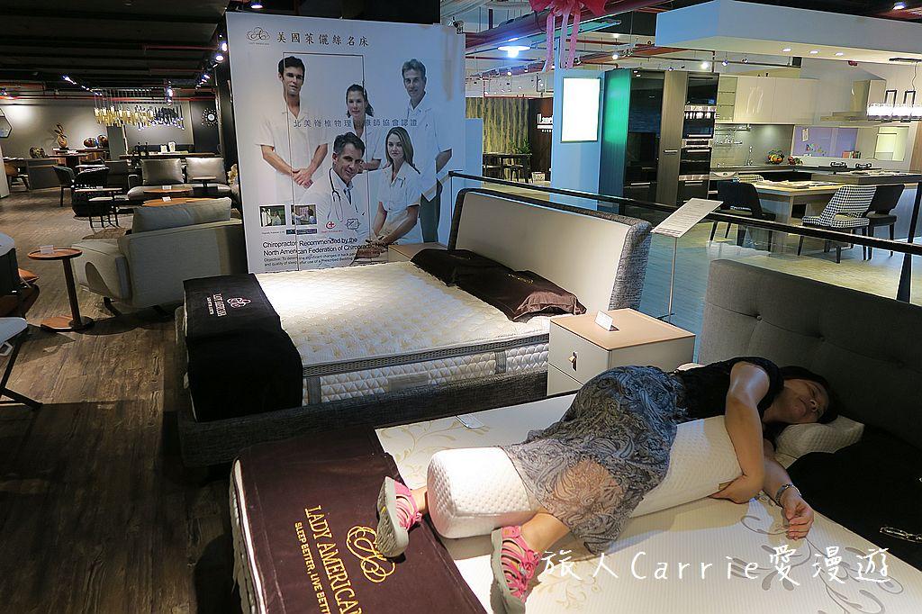【寢具】美國萊儷絲名床LADY AMERICANA~如何挑枕頭、睡好床?多款系列符合個人需求:IMG_4300.jpg