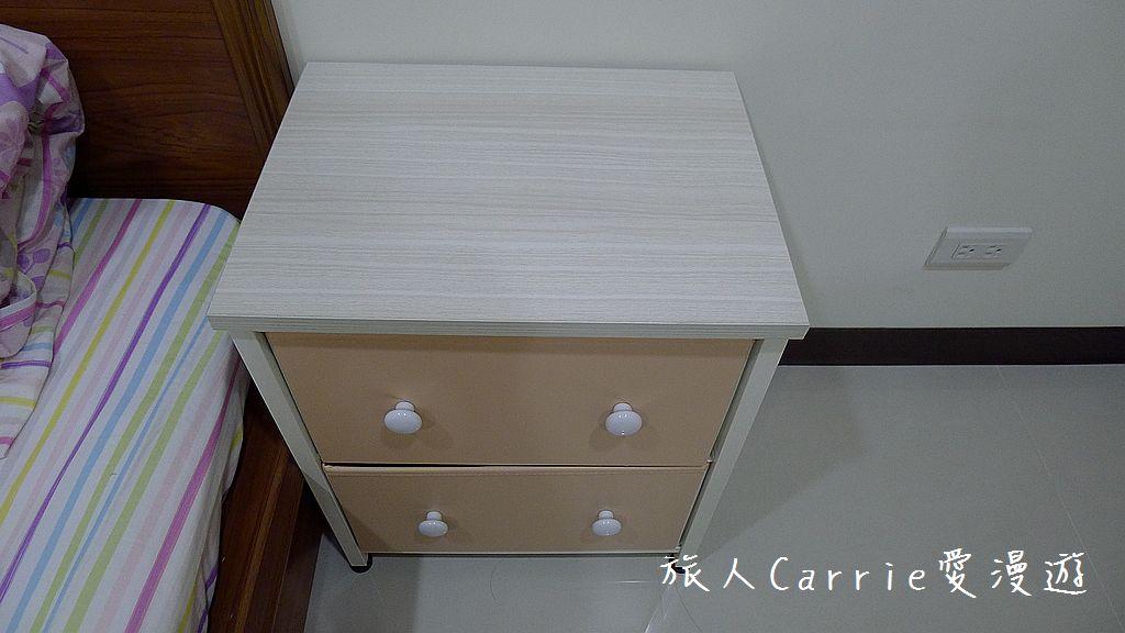 波利二層抽屜收納櫃 粉色 一款實用指數高又大方順眼的抽屜收納櫃:P1620254.jpg