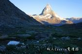 【瑞士旅遊】策馬特(Zermatt)馬特洪峰(Matterhorn)黃金日出 + 3100 Kulm:DSC09219.jpg