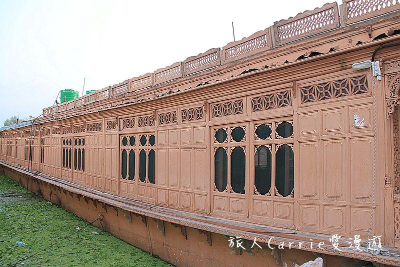喀什米爾 斯里那加 達爾湖【北印旅遊】~船屋House Boat住宿愜意享受: