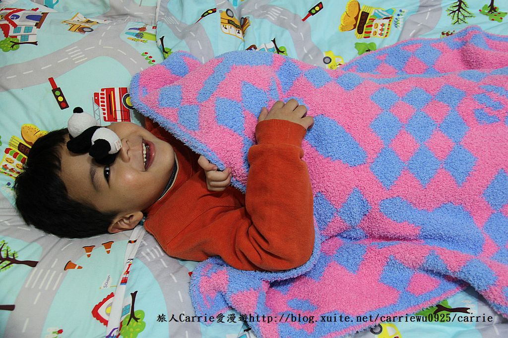 【產品】Laramei/華耀-兔寶寶暖暖毯~微笑MIT好東西,溫暖寶寶整個寒冬:IMG_0685.jpg