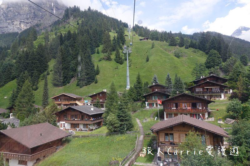 瑞士厄希嫩湖/ 歐能辛湖(Oeschinensee)~在世界自然遺產搭纜車玩滑梯健行趣【瑞士旅遊】:DSC08011.jpg